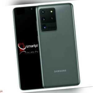 Samsung Galaxy S20 Ultra 5G 128GB Cosmic Gray Grau SM-G988 Dual...