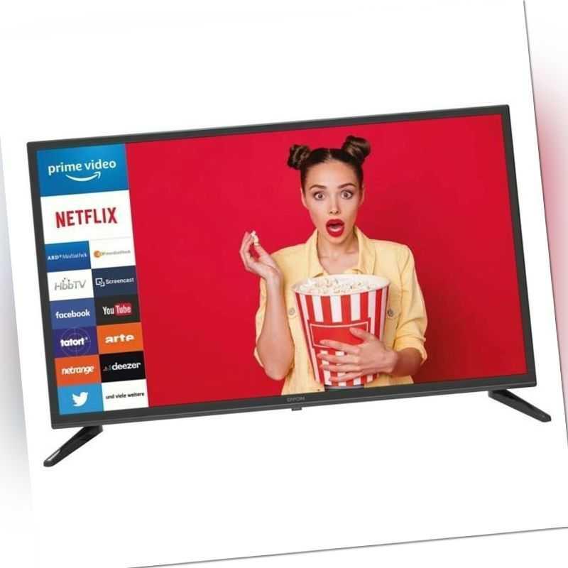 Dyon Smart 40 XT 40 Zoll LED-TV, Fernseher, Smart TV