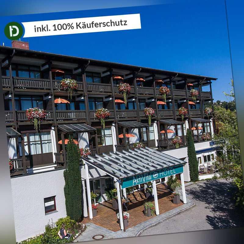 3 Tage Urlaub im AktiVital Hotel in Bad Griesbach mit Frühstück