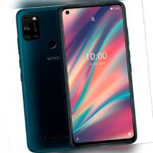 Wiko View 5 Smartphone Android 6,55 Zoll/LTE/4G/3GB RAM/64GB/5000...