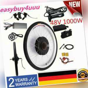 E-bike conversion kit Electric bike motor kit 48V 1000W für Fahrradreparatur