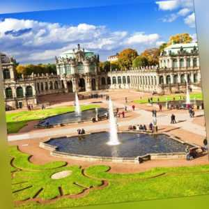 Dresden - Kurzurlaub für 2 Personen inkl. TOP 3-Sterne Hotel & Frühstücksbuffet
