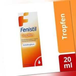 FENISTIL Tropfen PZN 01329096