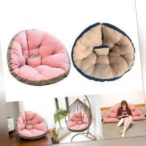 Schaukel Sitz Kissen Dicke Nest Hängen Stuhl für Indoor Outdoor Terrasse Yard