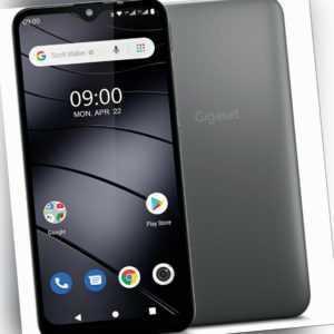 Gigaset GS110 DualSim Titanium Grau 16GB LTE Android Smartphone...