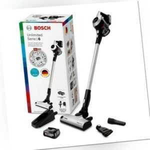Bosch BBS612PCK Akku Handstaubsauger bis 30min Laufzeit