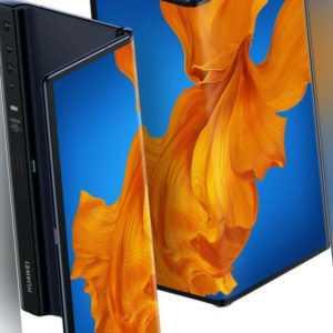 Huawei Mate Xs 5G 512GB Interstellar Blue Smartphone - Wie neuer...