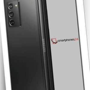 "Samsung Galaxy Z Fold2 5G 256GB Mystic Black Schwarz 7,6"" Fold 2..."