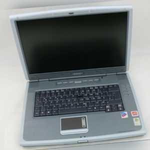 """Medion Notebook MD95400 - Intel Pentium M 1,70GHz,2GB,320GB HDD,RW,15"""",1280x800"""