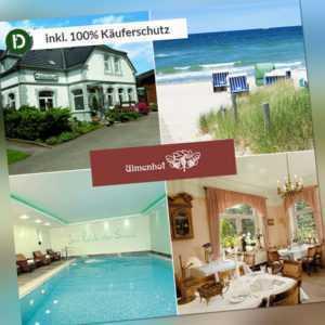 4 Tage Kurzurlaub in Bredstedt an der Nordsee im Hotel Ulmenhof mit Halbpension