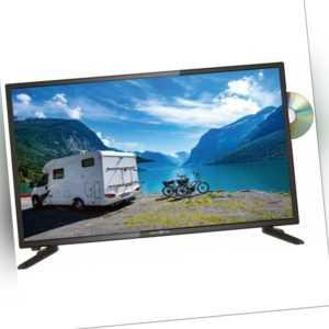 Reflexion LDD2420 60 cm (23,6 Zoll) LED-TV mit DVD-Spieler 16:9 Format