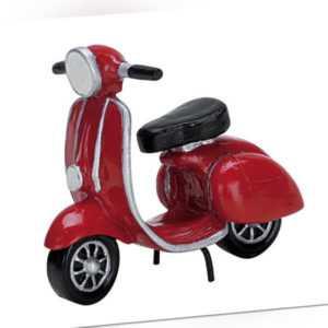 Lemax Red Moped (957), Weihnachtsdorf, Weihnachtsdeko, Modellbau