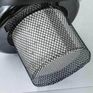 ROWI Ersatzfilter für RAS 800/20/2 F Aschesauger 800 W, 20 Liter Inox Premium