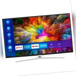MEDION X15010 Fernseher 125,7cm/50'' Zoll 4K UHD Smart TV HDR10 Dolby Vision A+