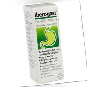 IBEROGAST TINKTUR 20ml PZN: 0514644