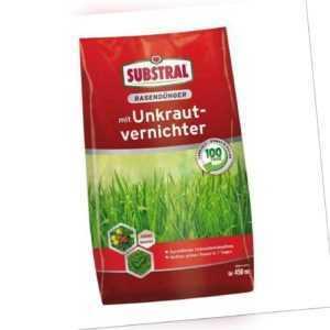 Substral Rasen-Dünger mit Unkrautvernichter 9 kg