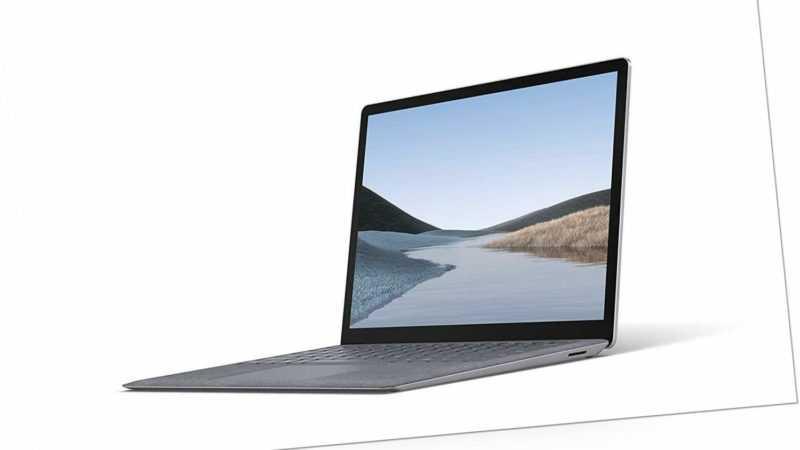 Microsoft Surface Laptop 3 13,5 Zoll (Intel Core i5 8GB RAM 128GB SSD) VGY-00004