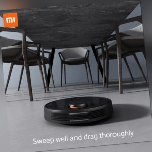 Xiaomi Mi Robot Vacuum Mop Pro Staubsauger LDS APP Control 2100Pa EU Version