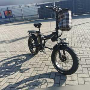 E-Bike Fatbike 48V / 500W mit 812Wh Mega-Akku Faltrad, Neuware in DE vorrätig