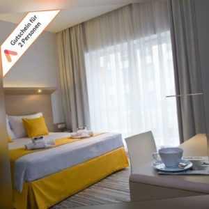 Kurzreise Budapest Ungarn 4 Tage 2 Personen 4 Sterne Radisson Hotel Gutschein