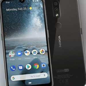 Nokia 4.2 Single Sim Schwarz, NEU Sonstige