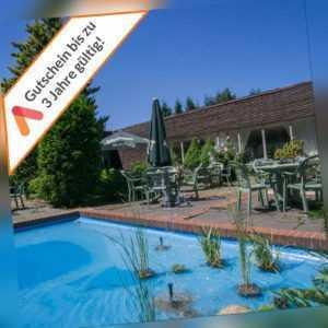 Kurzreise Erzgebirge Stausee 3- 8 Tage mit HP Hotel Gutschein Schwimmbad 2 Pers.