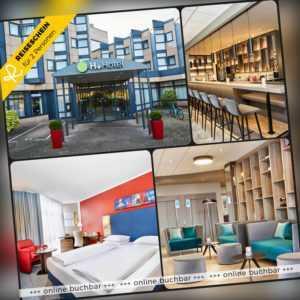 Kurzurlaub Köln 3 Tage 2 Personen 4* H+ Hotel Städtereise Hotelgutschein Urlaub