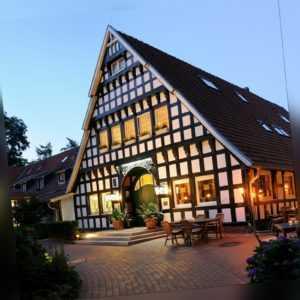 2T Natururlaub Münsterland | Wandern & Radfahren | 4* Burghotel 2P | Wellness