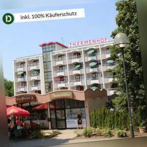 8 Tage Urlaub im Appartementhaus Thermenhof in Bad Füssing