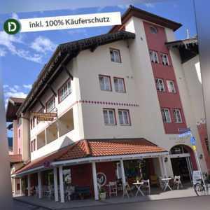5 Tage Urlaub im Hotel Garmischer Hof in Garmisch-Partenkirchen mit Frühstück