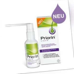 Priorin Liquid Pumplösung 50ml  bei kraftlosem und dünner werdendem Haar