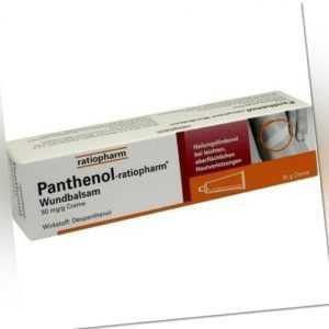 PANTHENOL ratiopharm Wundbalsam 35 g 08700978