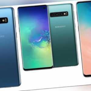 Samsung Galaxy S10 Android Smartphone 15.5cm 6.1 128GB 8GB RAM...