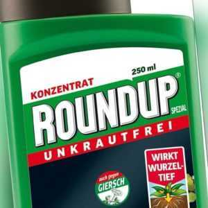 Roundup Spezial Unkrautfrei Konzentrat 250 ml | Unkrautvernichter