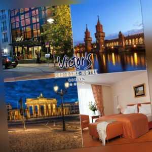 Berlin - LUXUS Kurzurlaub im TOP 4* Victor's Residenz-Hotel, Gutschein