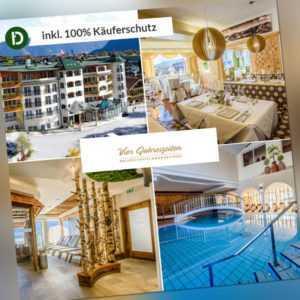 Tirol 8 Tage Maurach am Achensee Urlaub Hotel Vier Jahreszeiten Reise-Gutschein