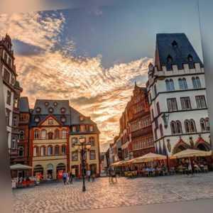 Trier Altstadt Mosel 2 Pers. Kurzreise Ibis Styles Hotel Gutschein 2 Nächte Ü/F
