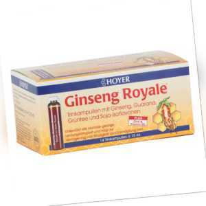 Hoyer - Ginseng Royale - 210 ml