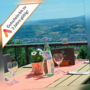 Kurzreise Trier Mosel 3 Tage für 2 Personen im Berghotel Kockelsberg Gutschein