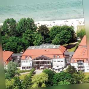 4 od. 7 Tage Urlaub Ostsee Boltenhagen Seehotel Großherzog von Mecklenburg 4*