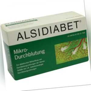 ALSIDIABET Diabetiker Mikro Durchblutung   60 st   PZN3727671