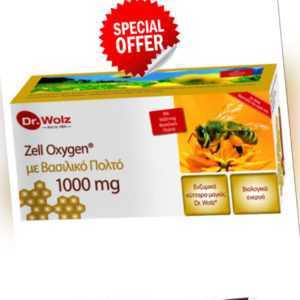 Power Health Dr. Wolz Zell Oxygen + Gelee Royale 1000mg 14 x 20ml -R