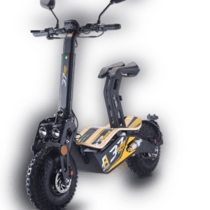 Elektroroller Access Shade Sport 37 gelber Elektroroller ...