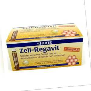 (16,45/100ml) Hoyer Zell Regavit Trinkampullen konv. 20 x 10 ml