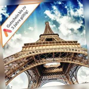 Kurzreise Paris romantisches Hotel 3 oder 4 Tage für 2 Personen Hotelgutschein