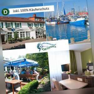 4 Tage Urlaub auf Fehmarn an der Ostsee im Hotel Schützenhof mit Halbpension