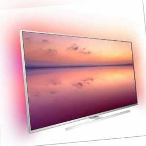 Philips Ambilight 50PUS6814/12 126 cm (50 Zoll) Smart TV 4K UHD HDR10+ T419