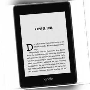 Amazon All New Kindle Paperwhite 32GB - Spezialangebote E-Book Reader Bluetooth