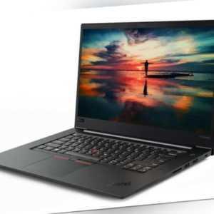 """Lenovo ThinkPad X1 Extreme 15,6"""" FHD i5-8300H 512GB SSD 32GB Ram NVidia GTX 1050"""