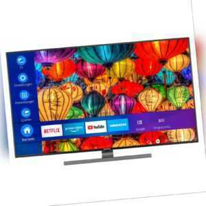 """MEDION S15555 Fernseher 138,8 cm/55"""" Zoll 4K UHD Smart TV HDR Dolby Vision A++"""